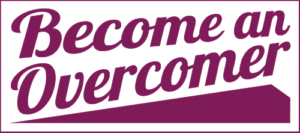 Become and Overcomer Logo