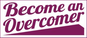 Become and Overcomer Logo